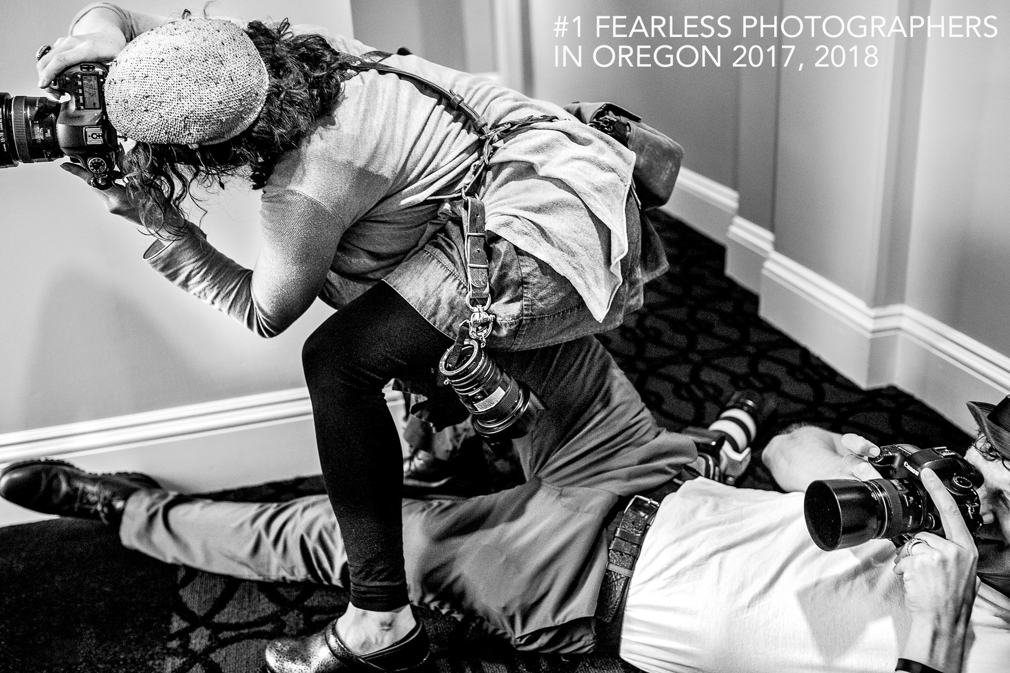 #1 Fearless Photographers in Oregon 2017 2018
