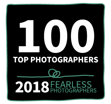 Jos WoodSmith one of the 100 fearless photographers for 2018